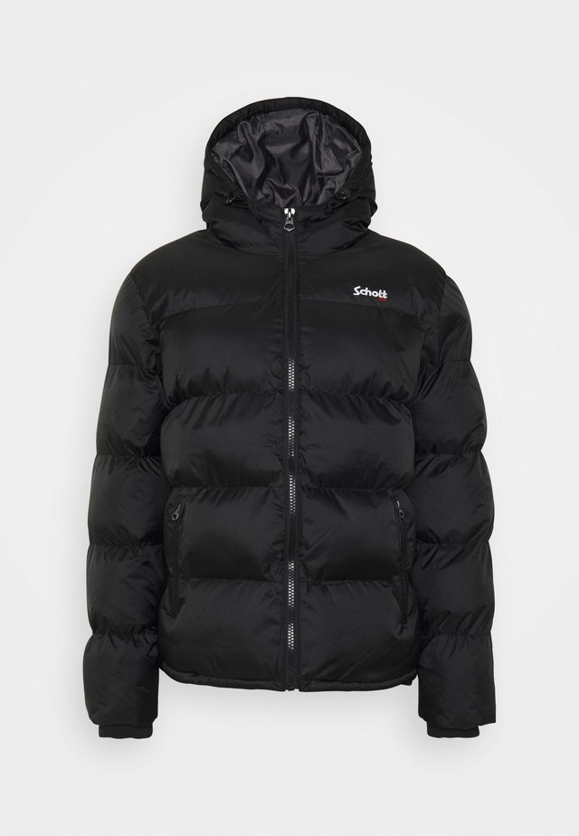 IDAHO UNISEX - Winter jacket - black