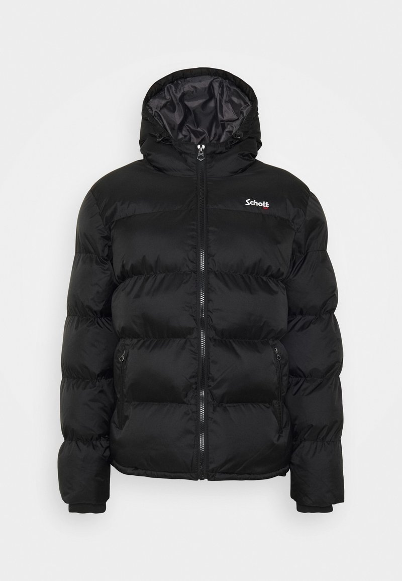 Schott - IDAHO2 UNISEX  - Zimní bunda - black