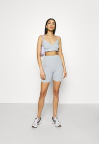 4th & Reckless - AYRES CYCLING - Shorts - dusty blue - 1