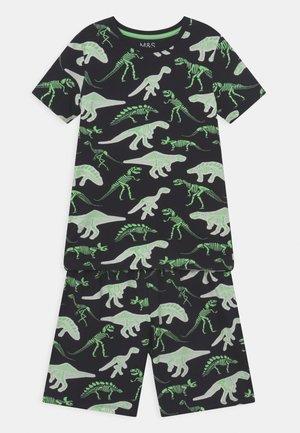 DINO - Pyžamová sada - green