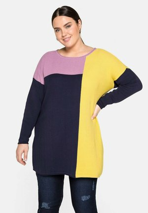 Pullover - nachtlila
