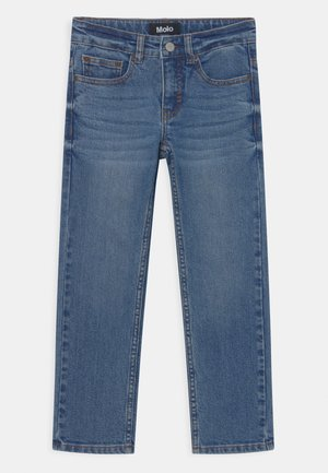 ALON - Jeans Straight Leg - blue denim