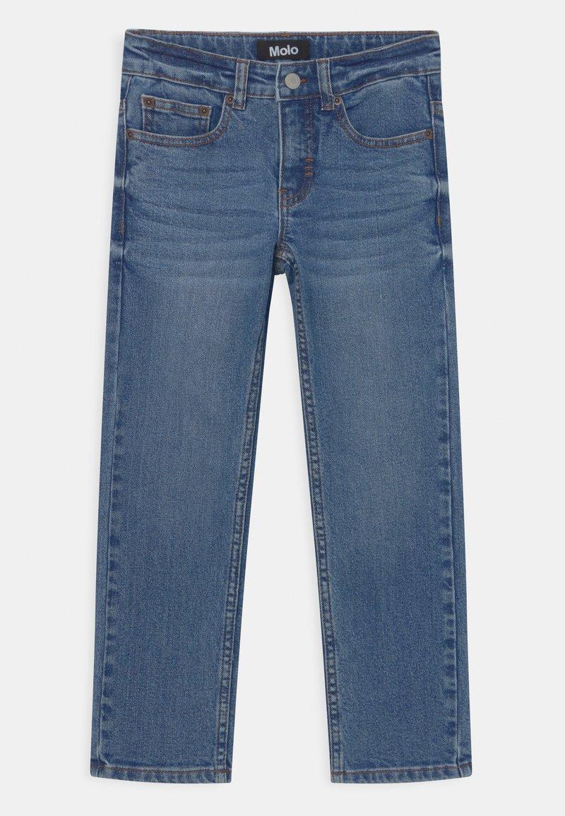 Molo - ALON - Straight leg jeans - blue denim