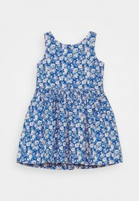 Polo Ralph Lauren - FLORAL DRESS - Denní šaty - blue multi - 1