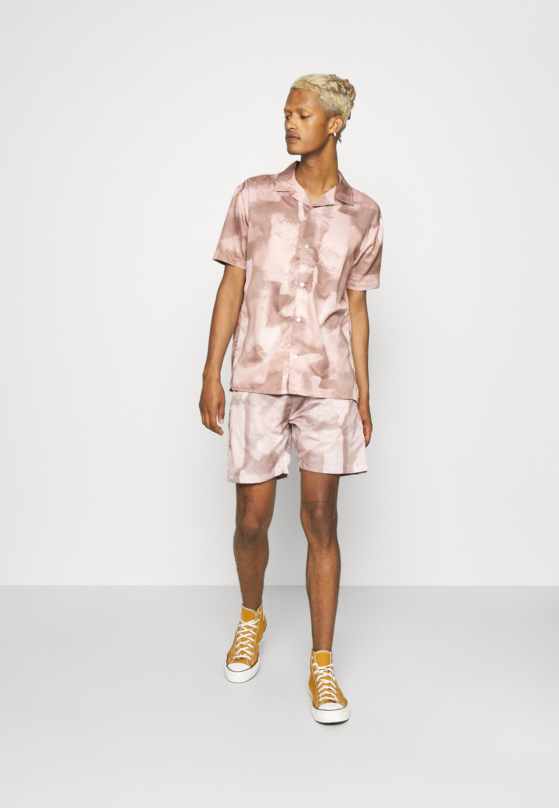 Homme ABSTRACT TWIN SET - Short