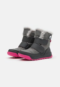 Sorel - CHILDRENS WHITNEY II UNISEX - Winter boots - quarry - 1