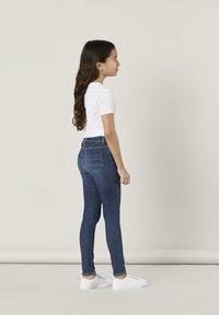 Name it - Jeans Skinny Fit - dark blue denim - 1