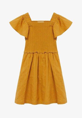 NATALIE - Robe d'été - mosterd