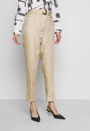 EHILDA - Pantalon classique - off-white