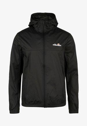 CESANET  - Waterproof jacket - black