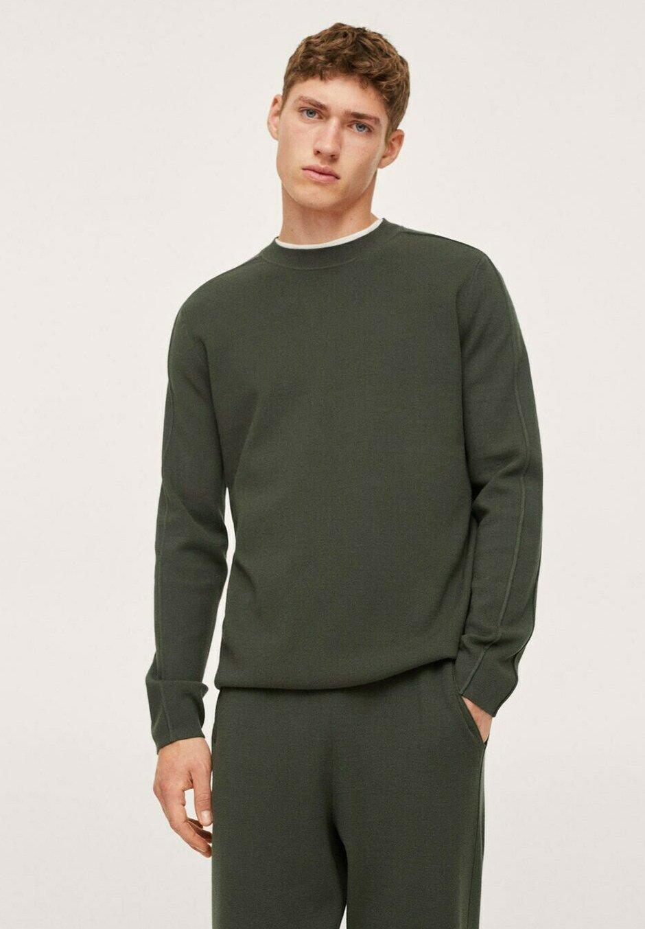 Men TEXTURIERTES  - Sweatshirt