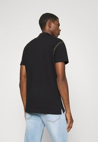 Versace Jeans Couture - ZIP - Polo shirt - nero - 2