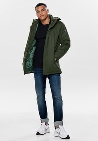 Only & Sons - ONSETHAN  - Parka - olive - 1