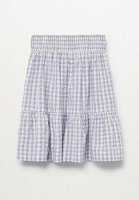 Mango - SOPHIE - A-line skirt - lilas - 1