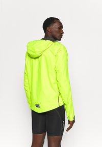 Gore Wear - ENDURE JACKET MENS - Hardshelljacke - neon yellow - 2