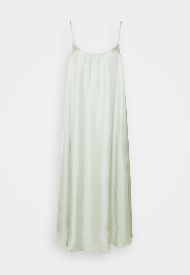 THE NAPOLI DRESS - Nattskjorte - mint