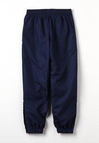 Lacoste Sport - TENNIS PANT - Spodnie treningowe - navy blue - 1