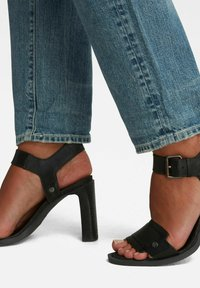 G-Star - KATE BOYFRIEND - Straight leg jeans - faded tide - 3