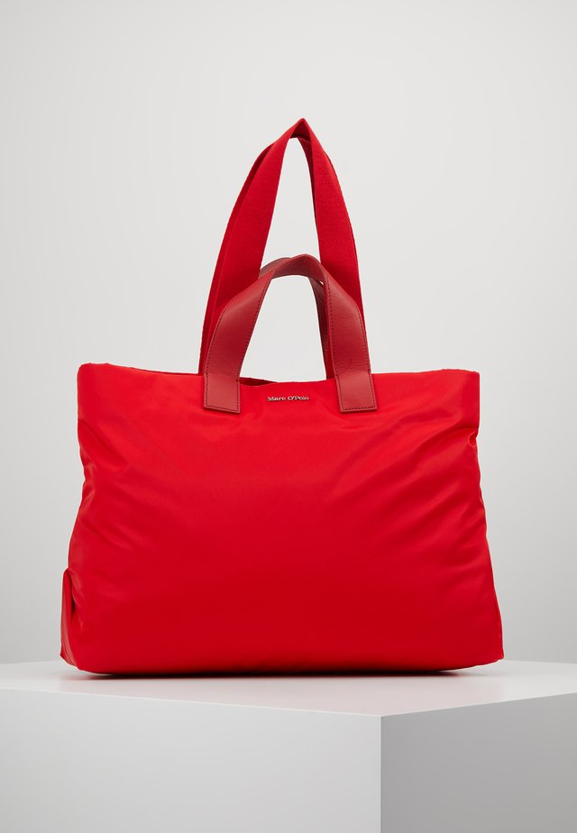 Tote bag - rouge red