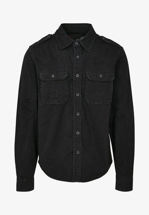 VINTAGE  - Camisa - black