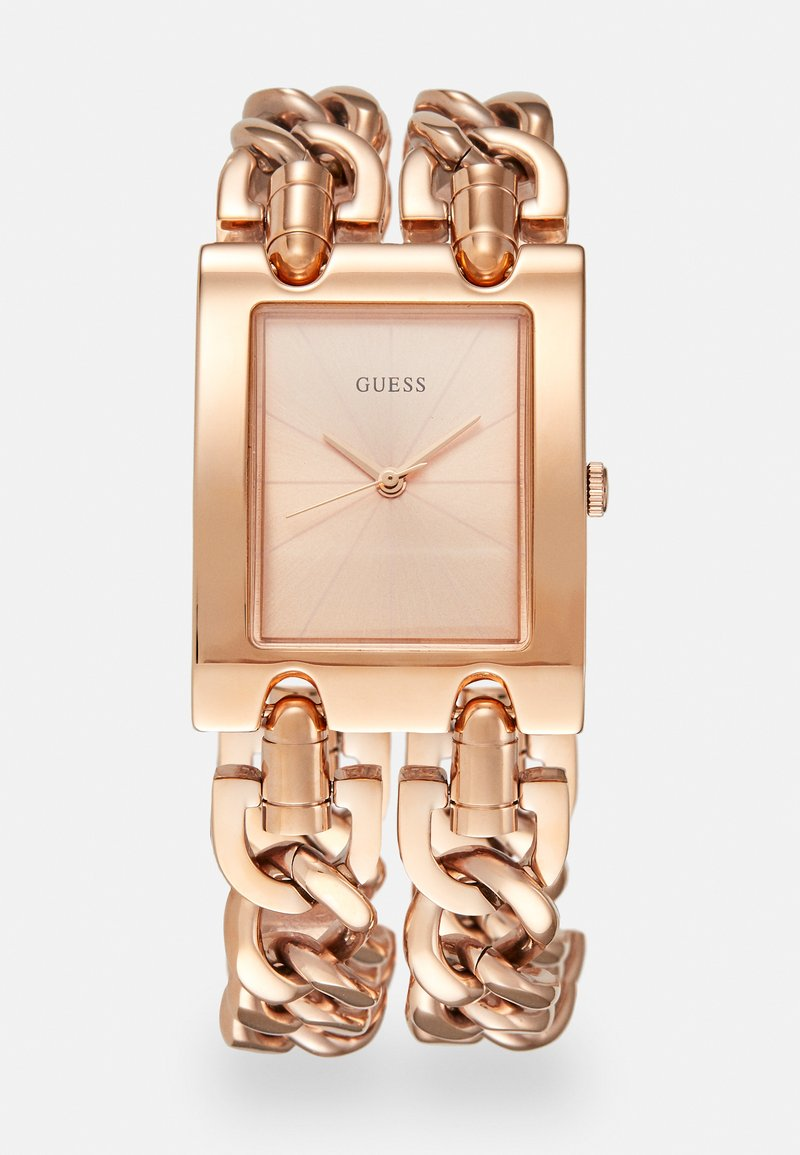 Guess - Watch - rose gold-coloured