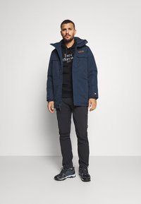 Columbia - RUGGED PATH - Parka - collegiate navy - 1