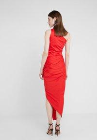Vivienne Westwood Anglomania - ONE SHOULDER VIAN DRESS - Maxi dress - red - 2
