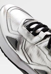HUGO - ATOM RUNN - Tenisky - silver - 5