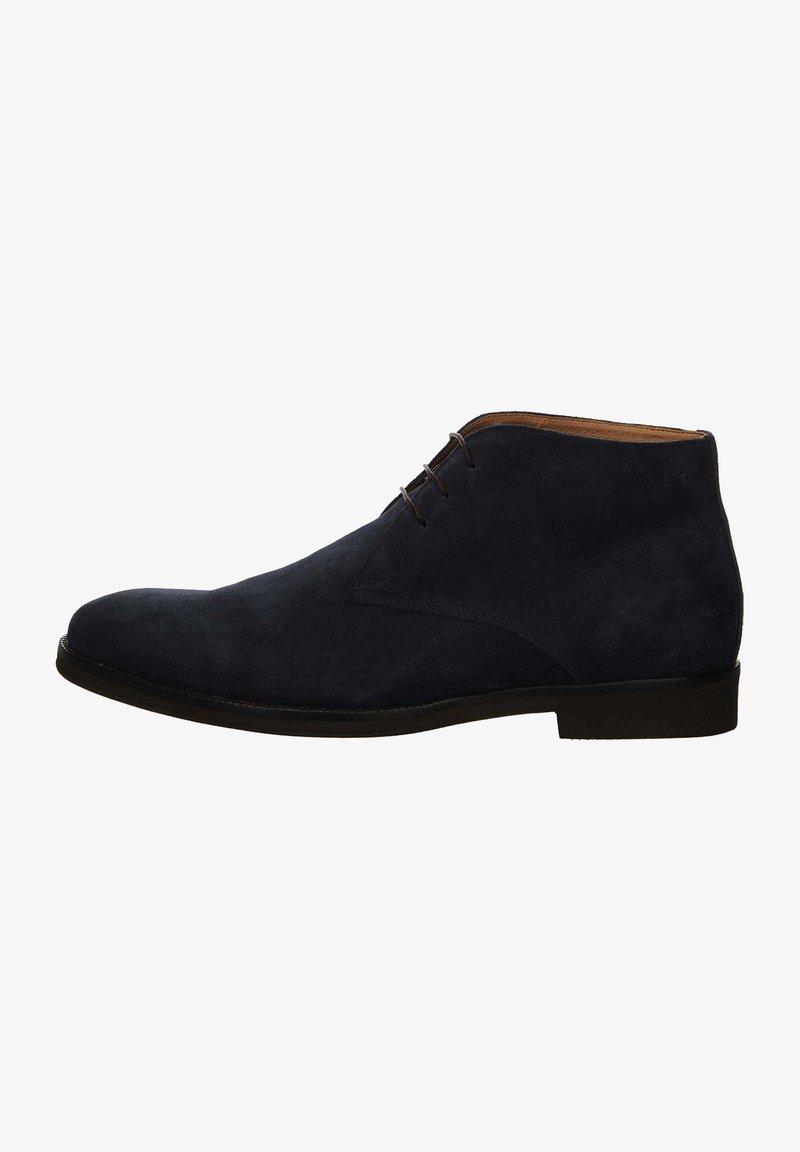 Digel - Lace-up ankle boots - blau