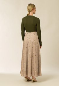 IVY & OAK - A-line skirt -  toffee - 1