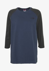 The North Face - WOMENS CORREIA TEE - Langarmshirt - blue wing teal - 5
