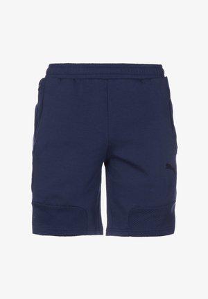 TEAMCUP CASUALS - Pantaloncini sportivi - peacoat