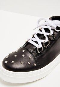 Felipa - Sneakers hoog - black - 7