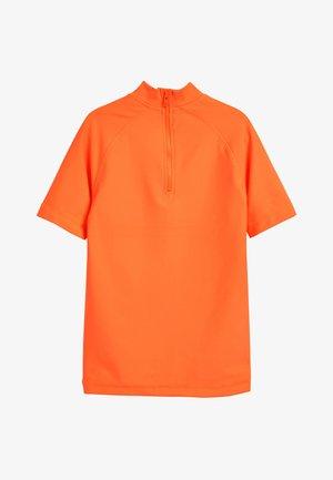 SHORT SLEEVE - Rash vest - orange