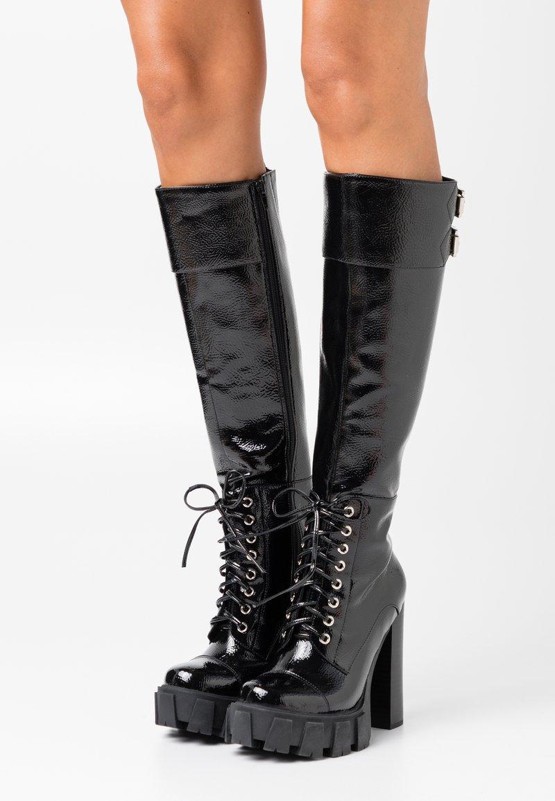 Jeffrey Campbell - MYTHIC - High heeled boots - black