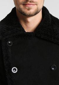 INDICODE JEANS - JOVANI - Krátký kabát - black - 3