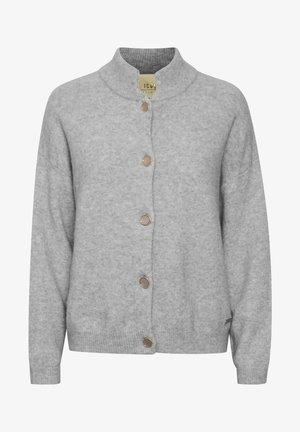NORAKB  - Cardigan - frost gray melange