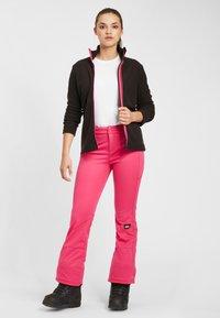 O'Neill - CLIME - Fleece jacket - black out - 1