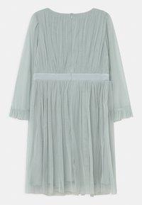 Anaya with love - FLARED SLEEVE DRESS - Vestido de cóctel - pale blue - 1