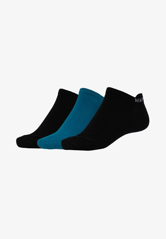 SNEAKER 3 PACK - Ponožky - blau 11