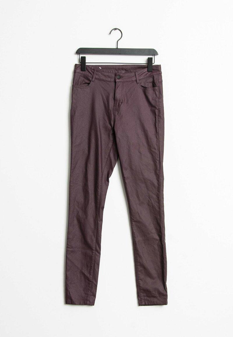 Vila - Trousers - purple