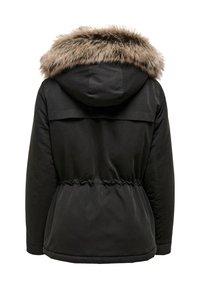 ONLY - ONLSTARLINE  - Winter jacket - black - 5