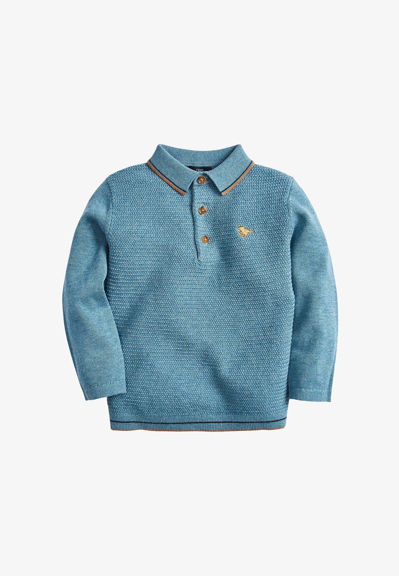 Next - Polo shirt - blue
