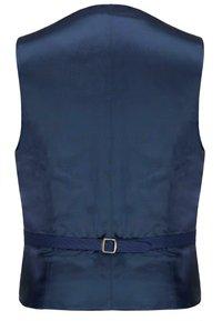 CG – Club of Gents - CARLTON - Waistcoat - blau - 1