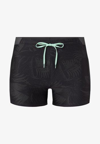 Swimming shorts - black and grey