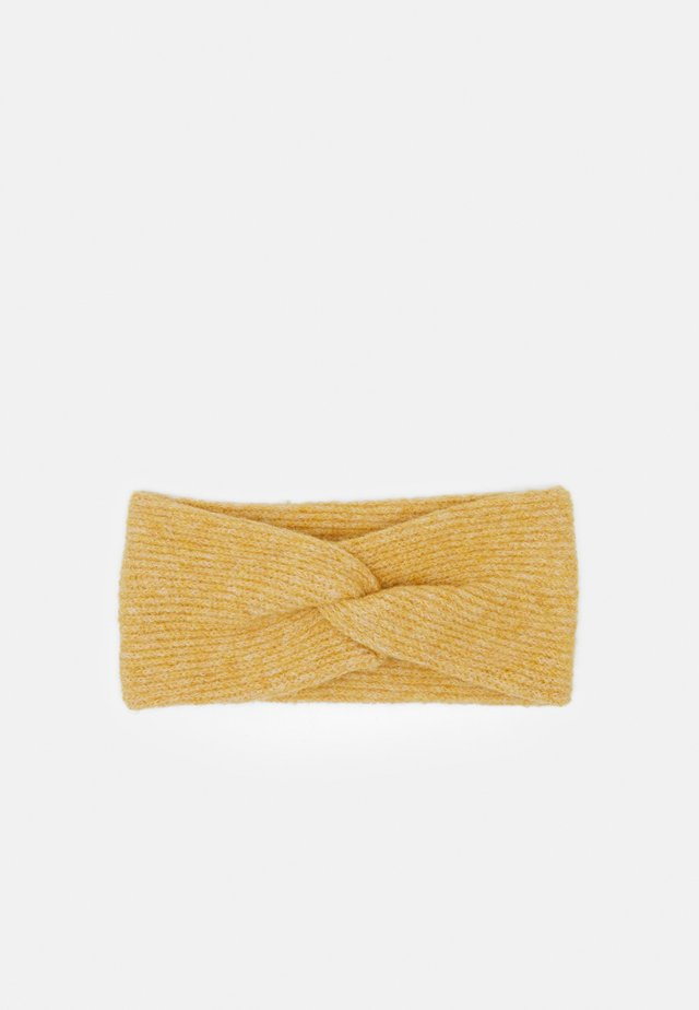 PCBENILLA HEADBAND  - Ear warmers - nugget gold