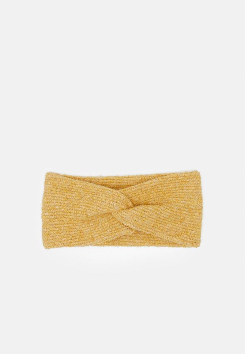 Pieces - PCBENILLA HEADBAND  - Ear warmers - nugget gold