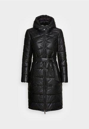 AMELIE - Classic coat - black