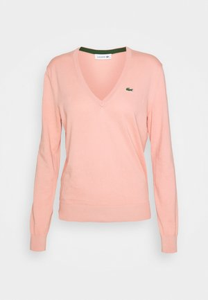 Jumper - elf pink
