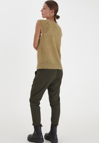 PULZ - PXIRIS SPECIAL FAIR OFFER - Cardigan - gothic olive - 2